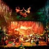Fredericia Teater - her med musicalen »Tarzan« - skal sammen med Randers Egnsteater og Vendsyssel Teater hvert år have i alt ni mio. kroner ekstra i tilskud, hvis det står til kulturminister Mette Bock (LA):