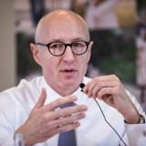 Novo-topchef Lars Fruergaard Jørgensen er under stigende pres på grund af Novos priser i USA.