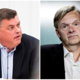 En udtalelse om Henrik Sass Larsen fra Ekstra Bladets chefredaktør, Poul Madsen, har forarget Socialdemokratiets kulturordfører, Mogens Jensen.