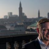 I en ny bog genåbner Venstre-politikeren Marcus Knuth debatten om tørklædefri skoler og gør sig tanker om det ønskværdige i at skelne mellem flygtninge på baggrund af religion. Foto: Søren Bidstrup