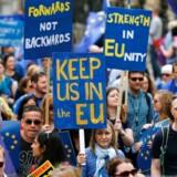 Fra at være det, som man ikke måtte tale om efter Brexit-folkeafstemningen i juni 2016, har kravet om en ny folkeafstemning opnået voksende tilslutning i den britiske befolkning.