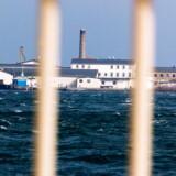 På øen Lindholm vil regeringen placere udviste kriminelle udlændinge.