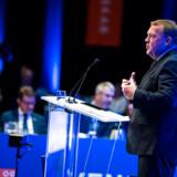 »Der er brug for nye metoder« for at sikre sig mod international skattespekulation, siger Venstres formand, statsminister Lars Løkke Rasmussen, i en tale til Venstres EU-landsmøde. Her er erklærer han sig som tilhænger af en EU-bundgrænse under selskabsskatten.