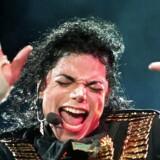 Michael Jackson, 1993. Foto: STR/AFP(