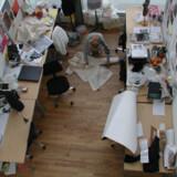 Designskolen i Kolding er genåbnet mandag, efter at et virusudbrud lammede skolen onsdag (Arkivfoto). www.designskolenkolding.dk/Free