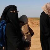 Godt 1000 IS-jihadister er rejst fra Tyskland til blandt andet Syrien. Efter fem års intens diskussion er regeringen nu enig om, at jihadisterne kan få frataget deres tyske statsborgerskab – hvis de har to pas. Men der visse problemer med enigheden – siger kritiikere. De to tyske statsborgere, Sabina (til venstre) og Lenora, kæmpede for ISIS i den syriske landsby Baghuz.
