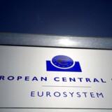 Den Europæiske Centralbank ser dystert på den økonomiske vækst i EU, og derfor er udsigten til en renteforhøjelse skudt yderligere ud i fremtiden.