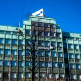 Nordeas filial på Vesterbrogade 8 i København har været omdrejningspunkt for mistænkelige transaktioner gennem mere end et årti. Pengestrømmene trækker desuden tråde til Danske Banks hvidvaskskandale.