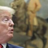 USA's præsident Donald J. Trump har opfyldt en døende Trump-supporters sidste ønske om et opkald fra landets commander in chief.