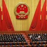 Den kinesiske folkekongres blev præsenteret for regeringens nye tiltag for at sætte gang i økonomien og modernisere samfundet.