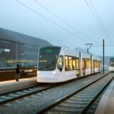 Fremtidens passagerer på Hovedstadens Letbane skal være mere rappe på fødderne, end passagerer på Aarhus Letbane og Bergen Bybane er i dag.