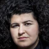 Blogger og forfatter Jaleh Tavakoli.