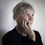 Tidligere leder af Center for Selvmordsforskning, Lilian Zøllner, kritiserer DSB for at villle tilbageholde rapport om bl.a. togføreres oplevelser i forbindelse med, at folk begår selvmord ved at kaste sig ud foran et tog. Foto: Kristine Kiilerich