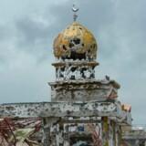 Der har været voldsomme kampe mellem hæren og oprørere i byen Marawi i Filipinnerne . Da hæren efter fem måneders kampe omsider fik overtaget byen igen, lå den største muslimsk dominerede by i landet i ruiner.