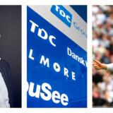 Den hollandske koncernchef for alle TDCs kunder, Jaap Postma, er klar med de første skridt som selvstændigt selskab og har bl.a. sikret sig rettigheder til at vise topfodboldkampe fra Premier League.