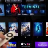 Ved siden af iTunes-netbutikken gør Apple nu klar til at lancere sin egen TV-streamingtjeneste. Arkivfoto: Liselotte Sabroe, Ritzau Scanpix