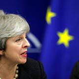 Theresa Mays aftale ventes at blive sendt til afstemning i Underhuset efter klokken 20 dansk tid.