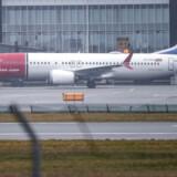 Det er denne type fly – en Boeing 737 MAX 8 – der har fået flyveforbud i Europa. Norwegian har 18 af den slags fly i sin flåde.
