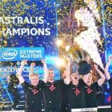 Udover den flotte pokal gjorde sejren i Polen de danske herrer fra Astralis over tre milloner kroner rigere i præmiepenge for deres førsteplads i turneringen IEM Katowice 2019.