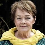 Her ses Ghita Nørby, da hun fejrede sit 60-års skuespillerjubilæum på Foketeatret.