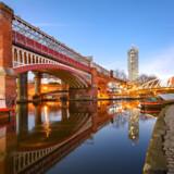 Industri har i den grad været en del af Manchesters identitet. Men i dag kan byen også bryste sig af et stort udvalg af gastronomiske oplevelser.