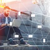 Der findes mere end 230 såkaldte fintech-virksomheder i Danmark. Betegnelsen er en sammentrækning af ordene »financial« og »technology« og dækker over virksomheder, der benytter moderne teknologi til at levere finansielle tjenesteydelser. København er dansk epicenter for fintech-branchen helt generelt og specielt inden for løsninger baseret på blockchain – den teknologi, som kryptovalutaer bygger på. Flere virksomheder arbejder i dag på løsninger, der kan forandre den måde, vi betaler på i fremtiden.
