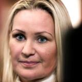 Politisk ordfører Britt Bager fotograferet ved Venstres gruppemøde torsdag den 3. maj 2018. Hun kritiseres for at have modtaget valgkampsdonationer, som har udnyttet et hul om lov om partistøtte.