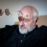 Allan Olsen er aktuel med erindringsbogen »Laksetrappen«.