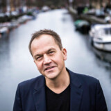 Jakob Illeborg nyder at se København fra vandsiden. »Så ser man byen anderledes«.