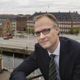 Hofchef Christian Schønau har været ude i en svær balancegang som formand for ejerfonden bag Grundfos. Nu har han kastet håndklædet i ringen. (Arkivfoto)