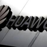 Gennem måneder har USA lagt pres på bl.a. europæiske allierede for at få forbudt Huawei som leverandør af teknologi til det nye 5G-mobilnet – tilsyneladende uden held. Arkivfoto: Thomas Peter/Reuters/Ritzau Scanpix