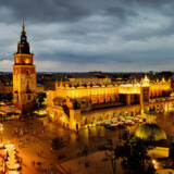 Krakow i Polen og den nærliggende KZ-lejr Ausschwitz er et af de rejsemål, som flere danskere viser interesse for.