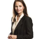 Mette Østergaard, chefredaktør på Berlingske