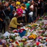 Personer fra Den Nordiske Modstandsbevægelse har moret sig på bekostning af ofrene fra fredagens terrorangreb i New Zealand.