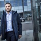 TDCs beslutning om at fravælge Huawei kom ikke bag på Huaweis nordiske direktør, Kenneth Fredriksen. Arkivfoto: Thomas Lekfeldt