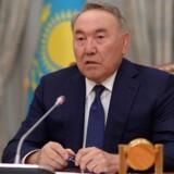 Nursultan Nazarbajev trak sig tirsdag som præsident efter næsten 30 år på posten. Han var den første kasakhiske præsident nogensinde.