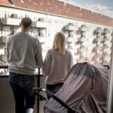 Sarah og Rasmus har fået to børn med hjælp fra rugemødre i Ukraine.