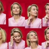 Trine Dyrholm er aktuel i den nye danske film, »Dronningen«, der allerede har vakt international opsigt inden sin danske premiere.