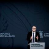 Danmarks Nationalbank med Lars Rohde i spidsen har nedjusteret forventningerne til væksten i dansk økonomi.