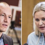 Efter en uges tavshed gik Venstres Britt Bager i går ud og forsvarede en omdiskuteret partistøttedonation. Men det har ikke mildnet Enhedslistens Pelle Dragsted, der beskylder den politiske ordfører for arrogance.