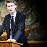 Peter Kofod er Dansk Folkepartis spidskandidat til Europa-Parlamentsvalget. Foto: Mathias Løvgreen Bojesen/Ritzau Scanpix