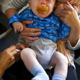Det er ikke så rart at få dem, men MFR-vaccinationerne giver ekstremt sjældent anledning til skader, som udløser erstatning, viser opgørelse