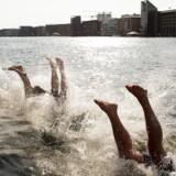 Islands Brygge er blot et af mange steder i Københavns Havn, hvor københavnerne kan se frem til at bade til sommer.