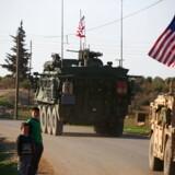 Islamisk Stat har ikke længere kontrol over territorium i Syrien, siger Det Hvide Hus ifølge AP.