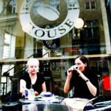 Espresso House på Krystalgade 22. Kæden, der er svensk, har overtaget Baresso herhjemme. Bag begge kæder står tyske JAB Holding, der har måttet erkende, at man samarbejdede med nazisterne under Anden Verdenskrig.
