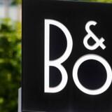 Forhandlerne har skrumpet lagrene af B&O-tv, og det fører til nedjustering på forventningerne til i år.