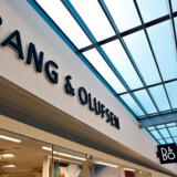Arkivfoto: Natten til tirsdag offentliggjorde Bang & Olufsen en yderligere nedjustering i det indeværende regnskabsår.