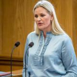 Venstres politiske ordfører, Britt Bager, har ikke opfattet, at der er sket væsentligt nyt i diskussionen om ånd og bogstav i lovgivningen.