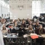 Stadig flere unge vil gerne gå IT-vejen i deres uddannelse som her på IT-Universitetet på Amager, og der er behov for dem alle sammen ude i virksomhederne. Alligevel blev over tusind afvist i sommer, fordi der ikke var studiepladser nok. Arkivfoto: Mads Joakim Rimer Rasmussen, Ritzau Scanpix