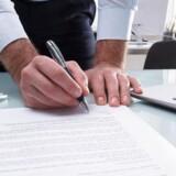 Bestemmelserne om bøder er gennem den seneste tid skruet i vejret – så meget, at mange IT-virksomheder nu siger stop og ikke tør skrive under på kontrakterne. Arkivfoto: Iris/Ritzau Scanpix
